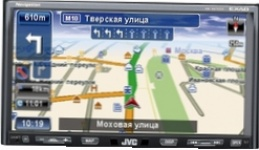 JVC KW-NX7000EE EXAD Автомагнитола 2DIN DVD/CD/MP3/USB/SD/GPS-навигация