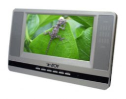 Portable 7 iTOY DVB-T TV